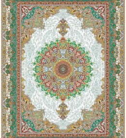 Иранский ковер Zarrin Elisa Cream