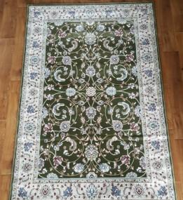 Высокоплотный ковер Ottoman 0917 green - высокое качество по лучшей цене в Украине.
