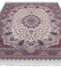 Акриловый ковер Shahnameh 8513c c.a.bone-p.pink