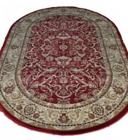 Високощільний килим Topkapi 2789A d.red-... - высокое качество по лучшей цене в Украине.