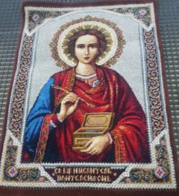 Ковер Икона 2042 Пантелеймон