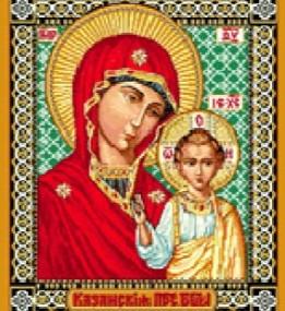 Килим Ікона 2087 Казанська