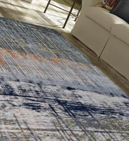 Безворсовый ковер Almina 127526 01-Grey/Green