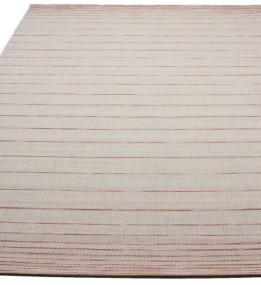 Безворсовый ковер Breeze 6140 wool-sienna red-2T17