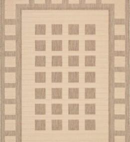 Безворсовый ковер Diuna Tyto Wanilia - высокое качество по лучшей цене в Украине.