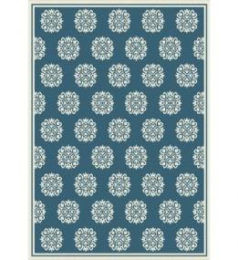 Безворсовий килим Jeans 1981/410 - высокое качество по лучшей цене в Украине.