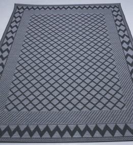 Безворсовый ковер Jersey Home 6766 anthracite-grey-E644