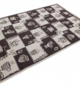 Безворсовый ковер Naturalle 950/80