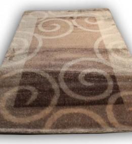 Високоворсний килим 3D Polyester 0055 vizon-kaju