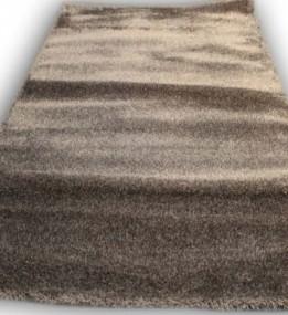 Високоворсний килим 3D Polyester 9000 grey