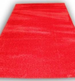 Высоковорсный ковер 3D Polyester 9000 red