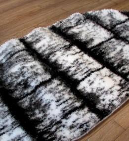Высоковорсный ковер 3D Polyester B117 CREAM-BLACK