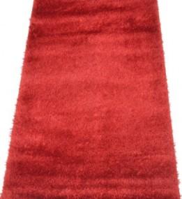 Высоковорсный ковер 3D Shaggy 9000 RED