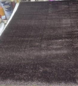 Високоворсний килим 3D Shaggy 9000 L.BROWN