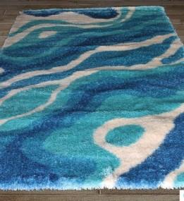 Высоковорсный ковер Butik 0080-05 mav-blu