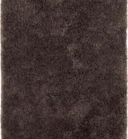 Високоворсный килим Caress Anthracite
