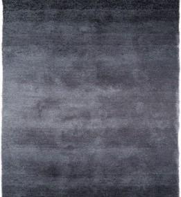 Высоковорсный ковер Colorful Black Grey