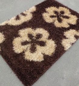 Высоковорсный ковер Cosmo Shaggy beige-brown 001