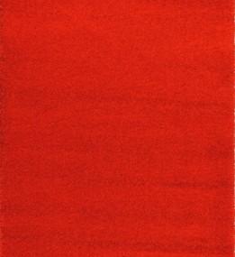 Высоковорсный ковер Delicate Red