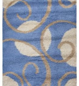 Высоковорсный ковер First Shaggy 12 277 , BLUE