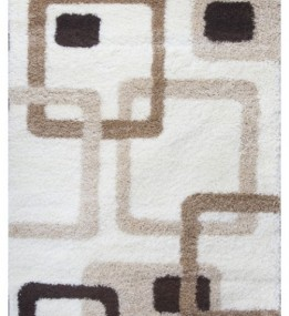 Високоворсний килим First Shaggy 12 282 , CREAM