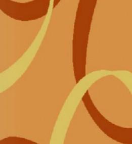 Високоворсний килим First Shaggy 6495 , SOMON