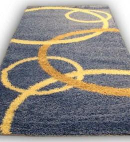 Высоковорсный ковер Gold Shaggy 8018 blue
