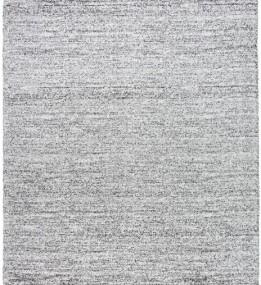 Високоворсний килим Pano 03977A White