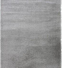 Високоворсний килим Siesta 01800A Light Grey