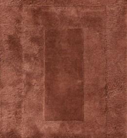 Високоворсний килим Karma Chocolate