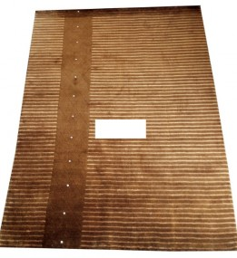 Высоковорсный ковер Lalee Diamond 146 BROWN