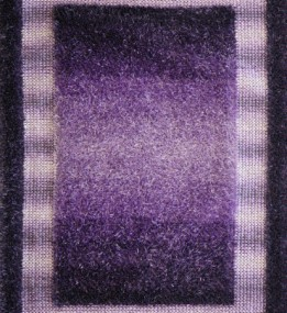 Високоворсний килим Lalee Sepia 100 violet