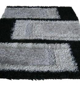 Високоворсний килим Lalee Sepia 105 black