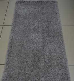 Високоворсный килим Lama P149A L.Grey-L.Grey