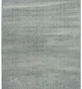 Високоворсный килим Leve 01820A L.Grey