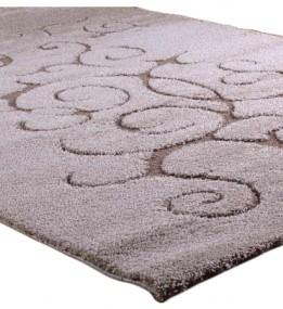 Високоворсний килим Kubra Loop 0032A cream