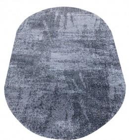 Высоковорсный ковер LOTUS 0944 GREY-BLACK