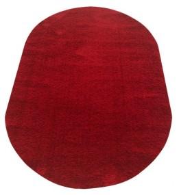Високоворсный килим LOTUS 2236 red