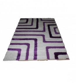 Высоковорсный ковер Luxory S195A violet