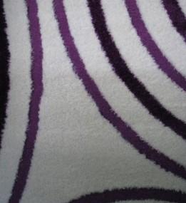 Высоковорсный ковер Luxory S196A violet