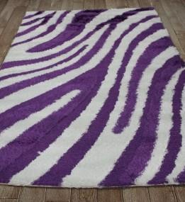 Высоковорсный ковер Luxory S197A violet