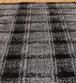 Высоковорсный ковер Montreal 928 BLACK-GREY