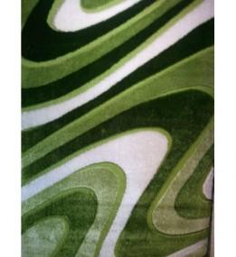 Высоковорсный ковер Polyester (Loop / Porto) Shaggy 1882A GREEN