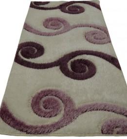 Высоковорсный ковер Polyester (Loop / Porto) Shaggy 1884B WHITE