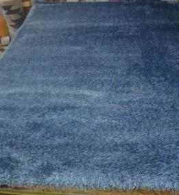 Высоковорсный ковер Polyester P904 BLUE