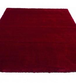 Высоковорсный ковер Puffy-4B P001A red