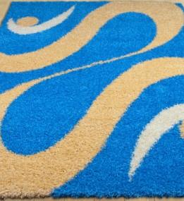 Высоковорсный ковер Shaggy 0731 blue