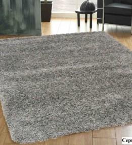 Высоковорсный ковер Shaggy Lux 1000A grey