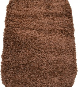 Високоворсний килим Shaggy Lux 1000A kahve