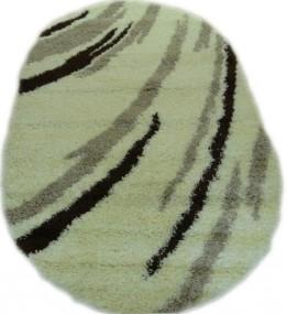 Высоковорсный ковер Shaggy Lux 6386A cream-kemik
